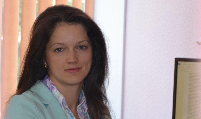 Oksana Draganova