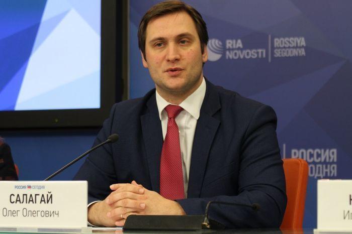 Олег Салагай